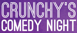 Crunchy's Comedy Night Logo
